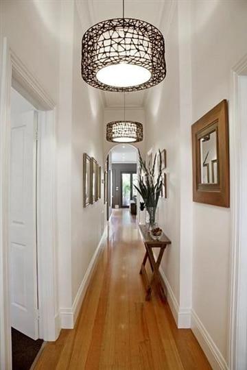 Una especial decoracion de entradas y pasillos como - Entradas y pasillos ...