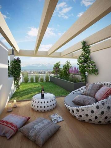 decoracion de terrazas modernas muy lindas