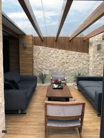 Reglas infalibles para la decoracion de terrazas modernas for Decoracion terrazas modernas