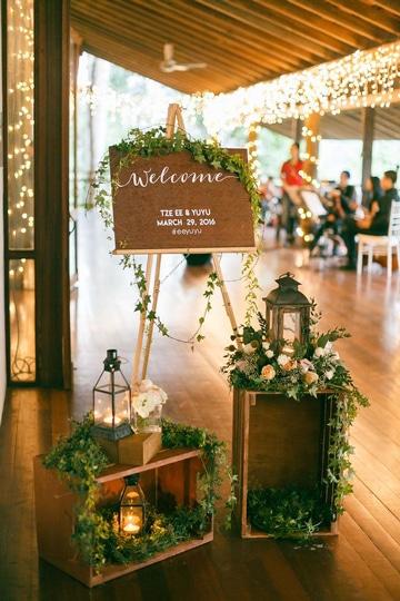 decoraciones rusticas para bodas ideas bonitas