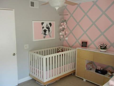 habitaciones de bebes decoradas ideas esquina