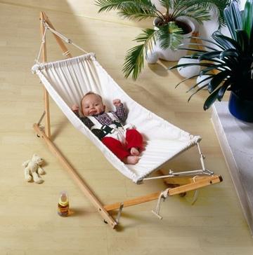 Originales dise os de hamacas para bebes colgantes como decorar mi cuarto - Bases para hamacas ...