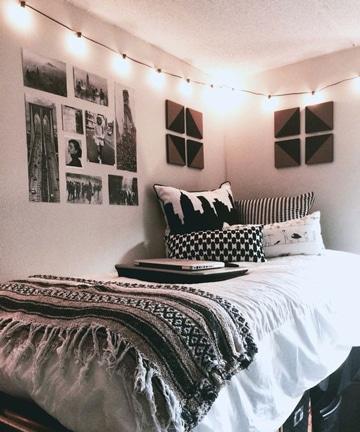 luces para decorar habitaciones pequeñas