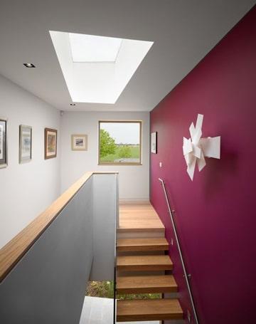 pinturas para pintar casas modernas