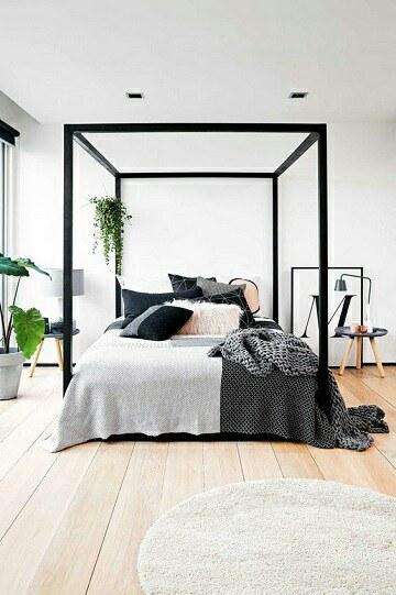 modelos de dormitorios modernos naturales