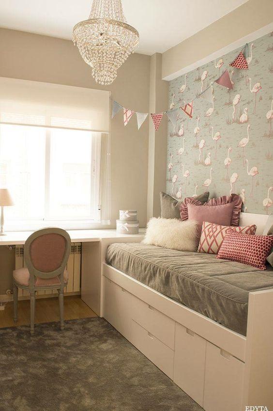 camas para cuartos pequeños para adultos