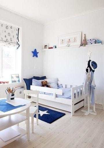 camas para cuartos pequeños para niño