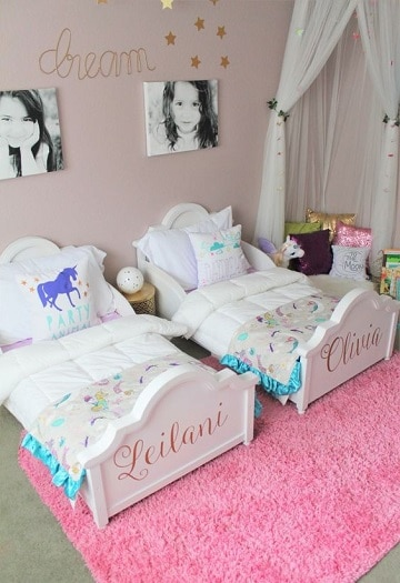 Habitaciones y dise os de camas para ni os de dos a os - Camas divertidas para ninos ...