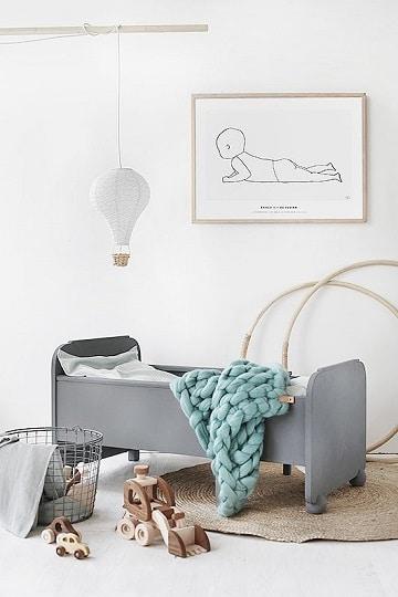 camas para niños de dos años varones