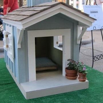 casas para perros caseras faciles