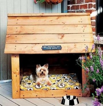 Imagenes y fotos de casas para perros peque os como decorar mi cuarto - Casas para perros pequenos ...