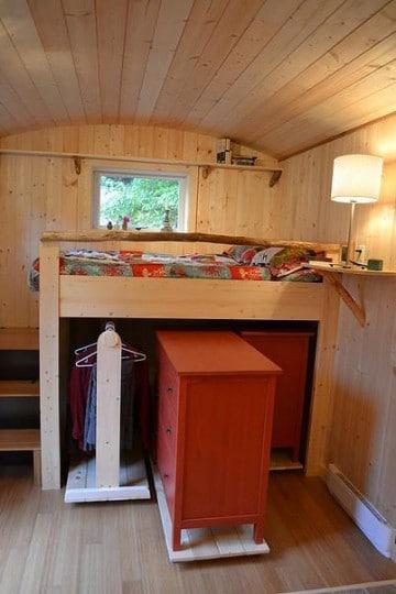 Ideas de como organizar un dormitorio peque o for Como organizar un dormitorio pequeno