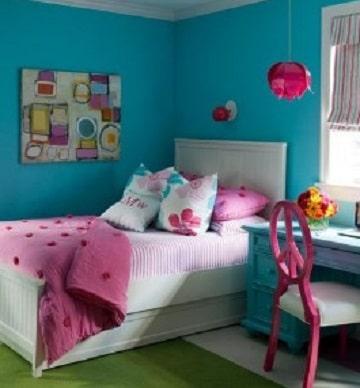 cuartos para niña de 12 años ideas