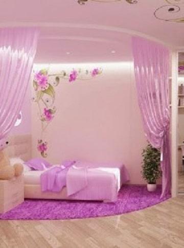 cuartos para niña de 12 años modernos