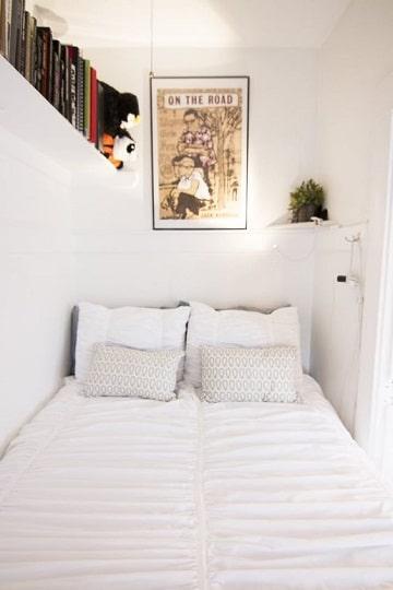 dormitorios pequeños para adultos decoracion