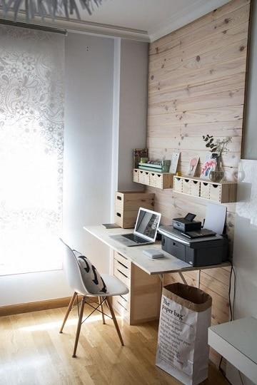 escritorios para habitaciones pequeñas ideas