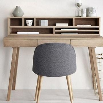 escritorios para habitaciones pequeñas vintage