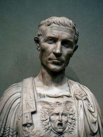 esculturas romanas famosas busto