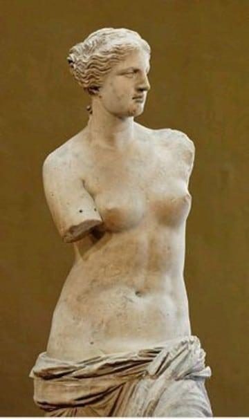 esculturas romanas famosas obras