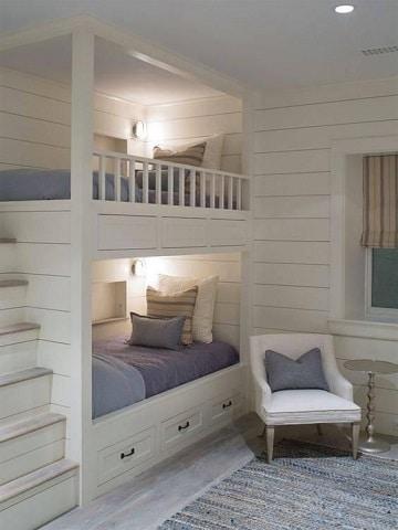 habitaciones infantiles dobles ideas