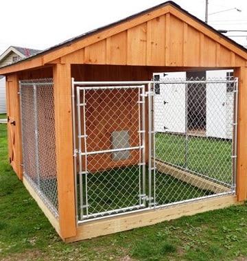 imagenes de casas de perros grande