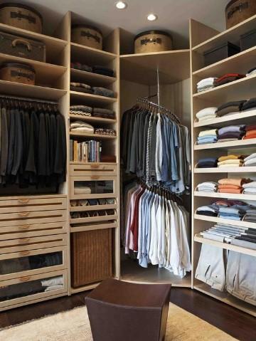 imagenes de closet para habitaciones modernas