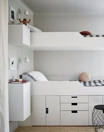 Decoracion original y modelos de dormitorios peque os for Modelos de habitaciones
