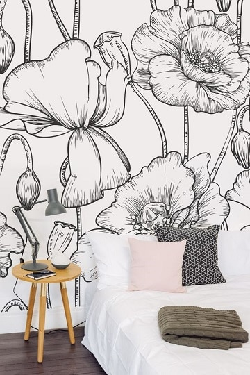 paredes pintadas con dibujos ideas