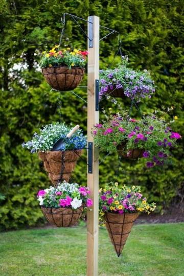 plantas para jardineras exteriores de sol