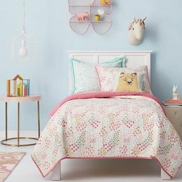colores para habitaciones de niñas ideas