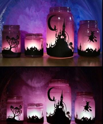 cosas de halloween para una fiesta para decorar
