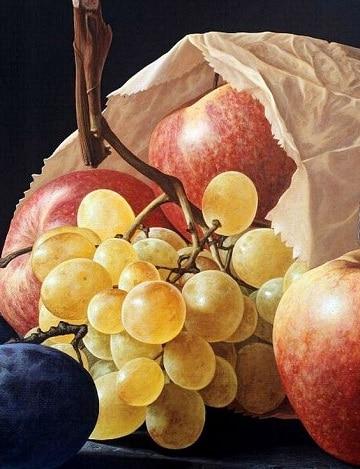 cuadros de frutas para comedor diseños