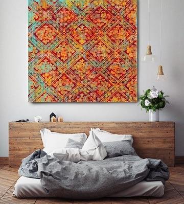 cuadros para sala minimalista para la habitacion
