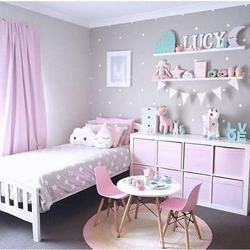 Decoracion original para cuartos de niña de 10 años | Como decorar ...