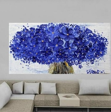 Pinturas e ideas en decoracion de cuadros para salas for Ver cuadros modernos para comedor