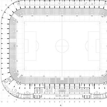 dibujos de estadios de futbol ideas