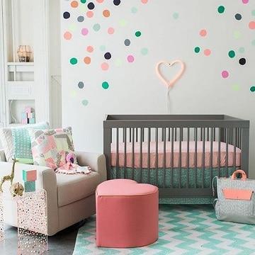 diseños de cuartos de niñas bebes