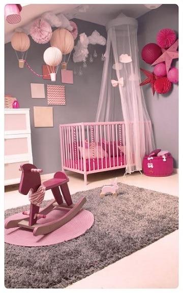 diseños de cuartos de niñas decoracion