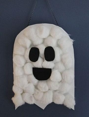 fantasmas para decorar halloween ideas