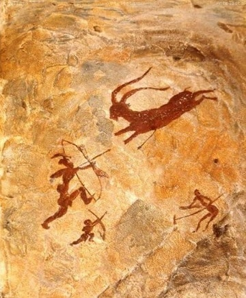 imagenes de pinturas rupestres para decoracion