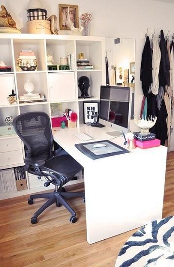 muebles para oficinas pequeñas diseños