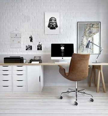 muebles para oficinas pequeñas en casa