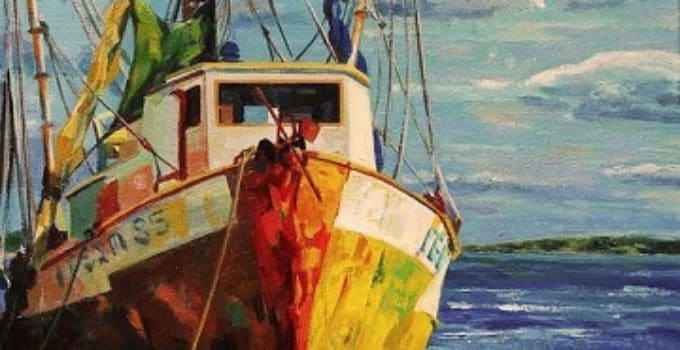 Imagenes Hermosas De Pinturas De Marinas Al Oleo