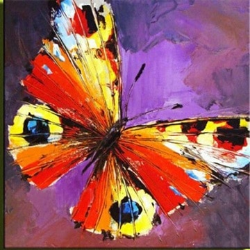 pinturas de mariposas al oleo ideas