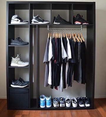 Imagenes e ideas de closet para cuartos peque os for Ideas para closets pequenos