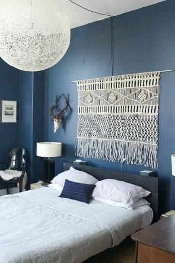 colores para dormitorios de pareja celeste
