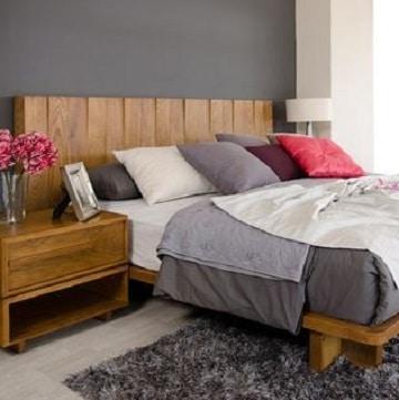 colores para dormitorios de pareja gris