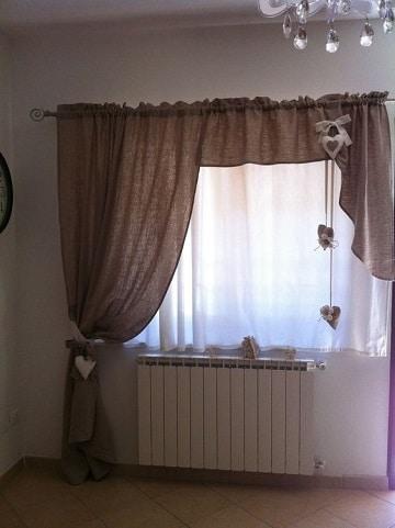 Dise os vanidosos de cortinas cortas para ventanas como for Cortinas cortas