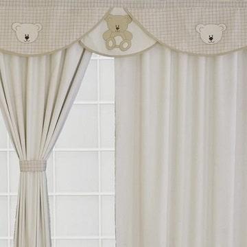 Ideas para decorar con cortinas para cuarto de bebe for Cortinas habitacion bebe