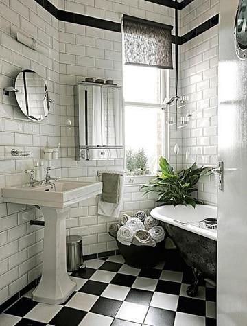 cortinas para ventanas de baño encaje